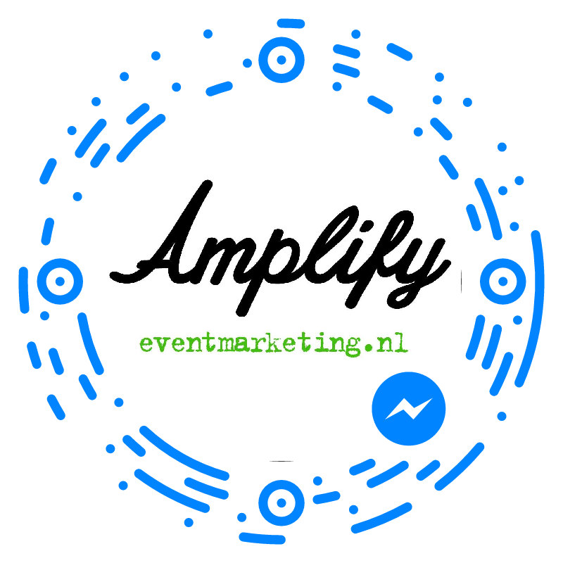 Amplify EventMarketing Facebook messenger code